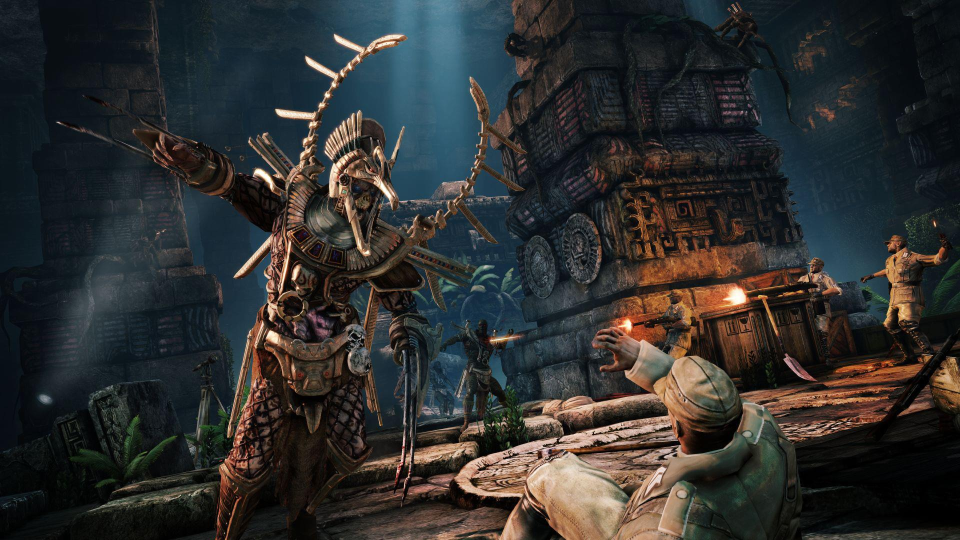 Клон Uncharted на движке Unreal Engine 3   Блог ЗОНА51