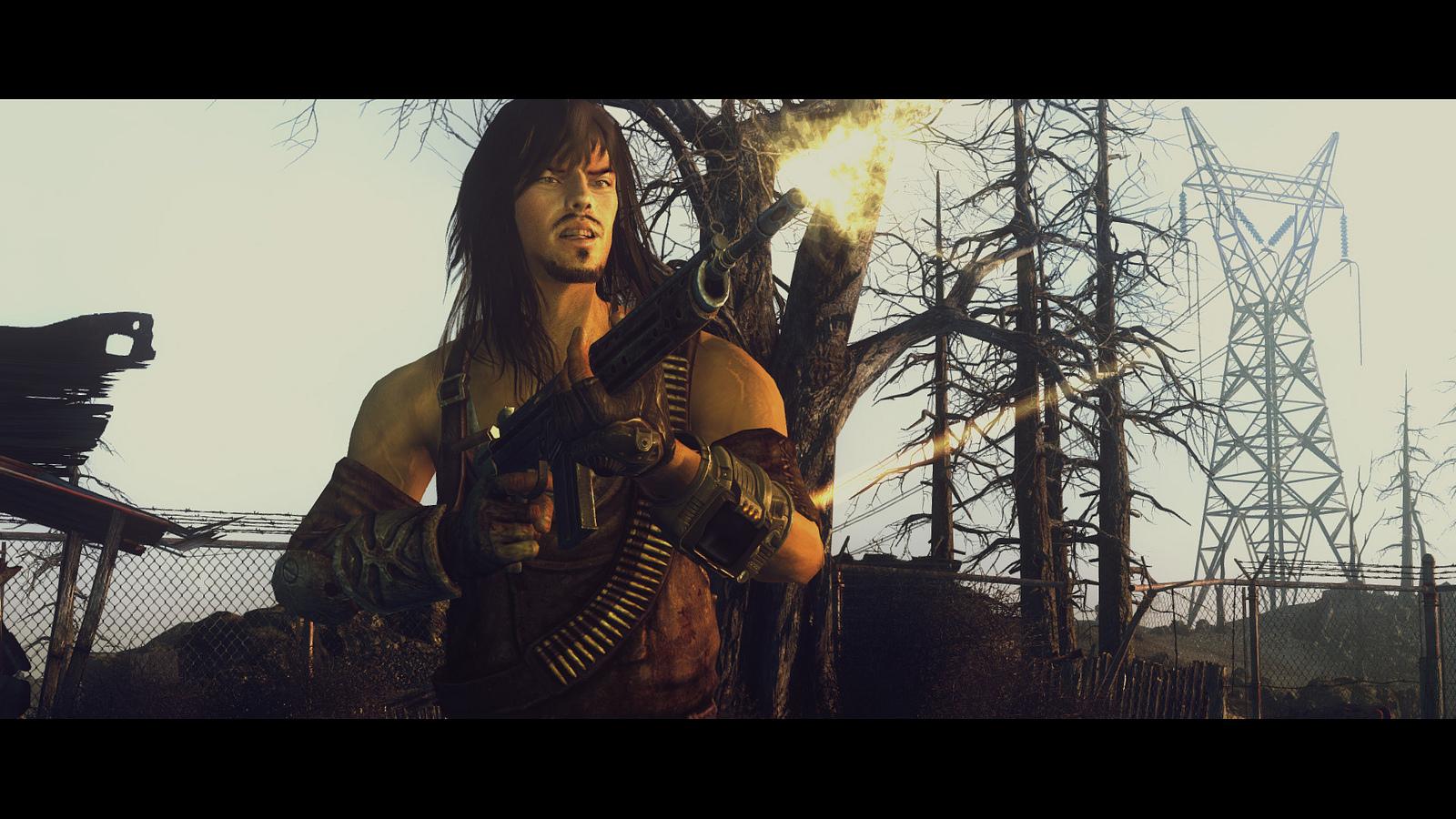 Fallout 3 с новой графикой | Блог ЗОНА51