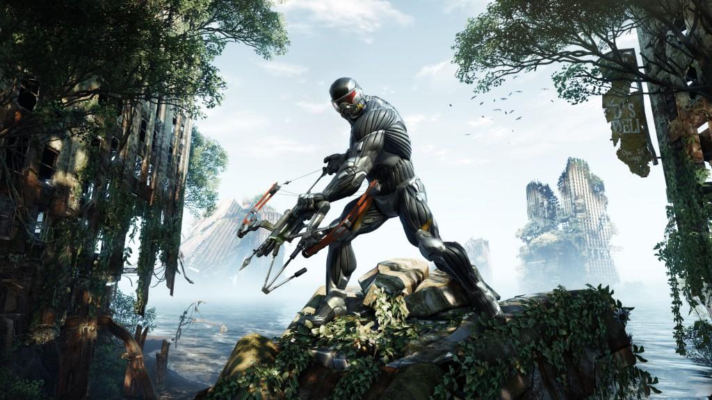 EA опубликовала новые видео Crysis 3 и Need for Speed: Most Wanted