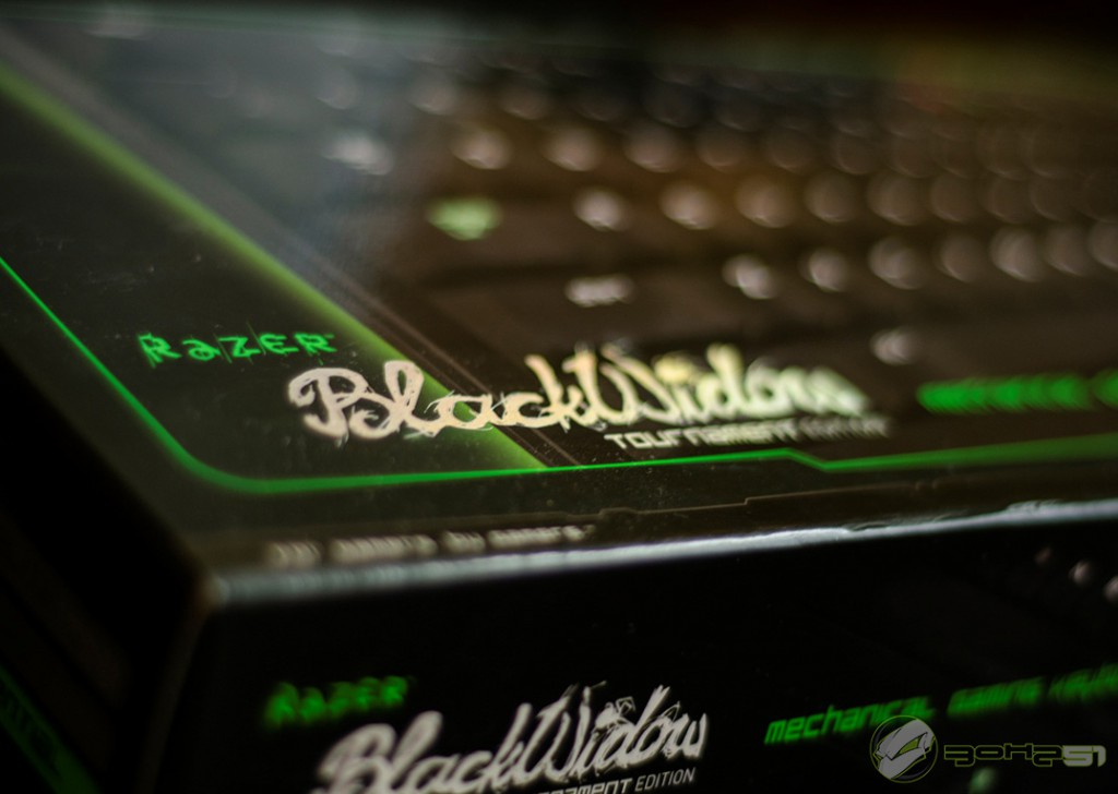 Razer BlackWidow Tournament Edition 2013