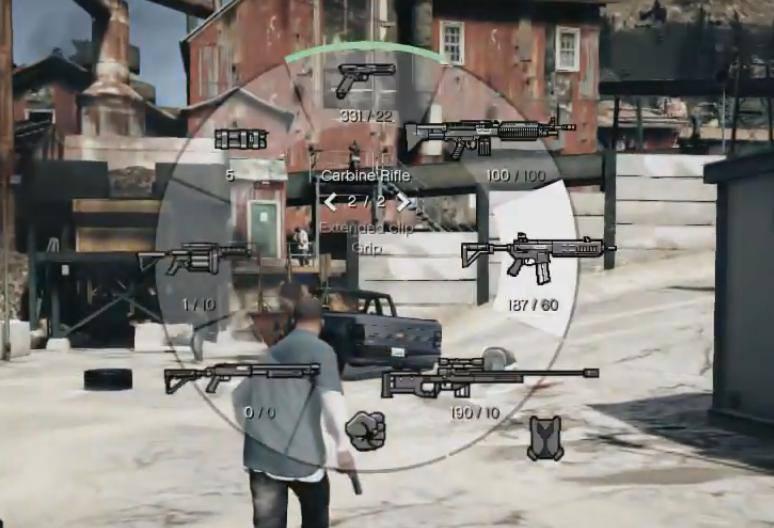 скачать моды на гта 4 на оружие - фото 5