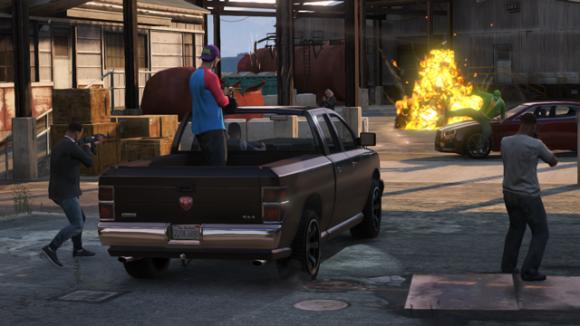 Глобальное обновление Grand Theft Auto Online | Блог ЗОНА51