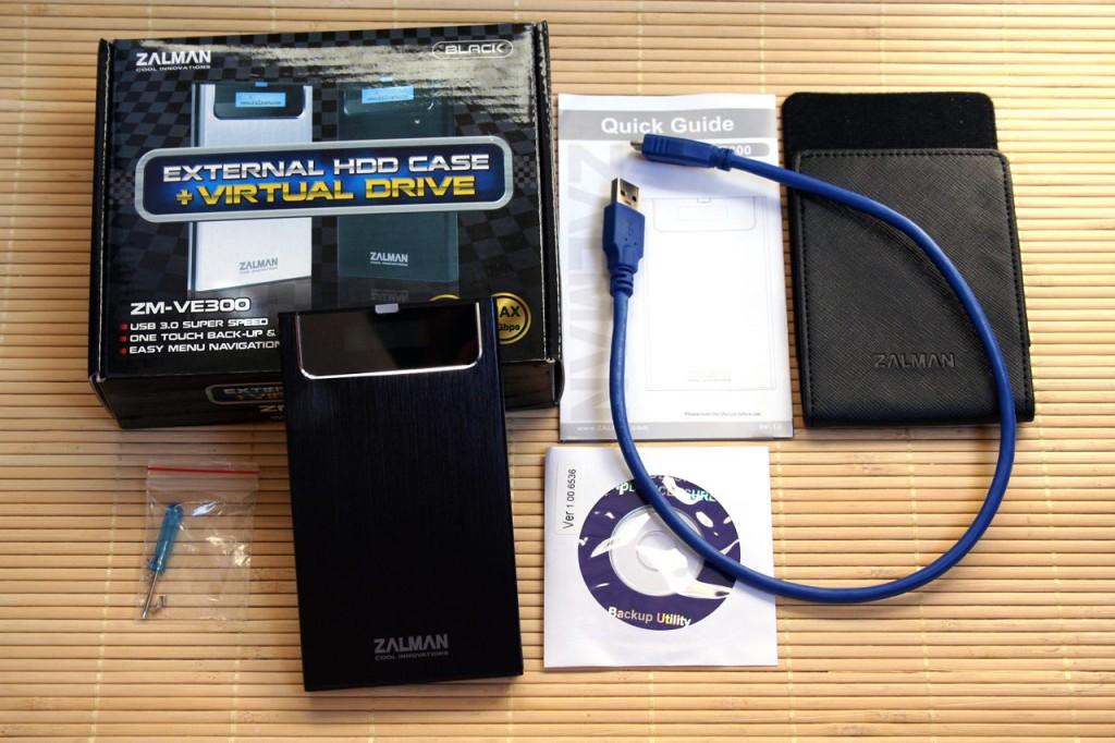 Обзор кармана ZM-VE400 - Adm - IT