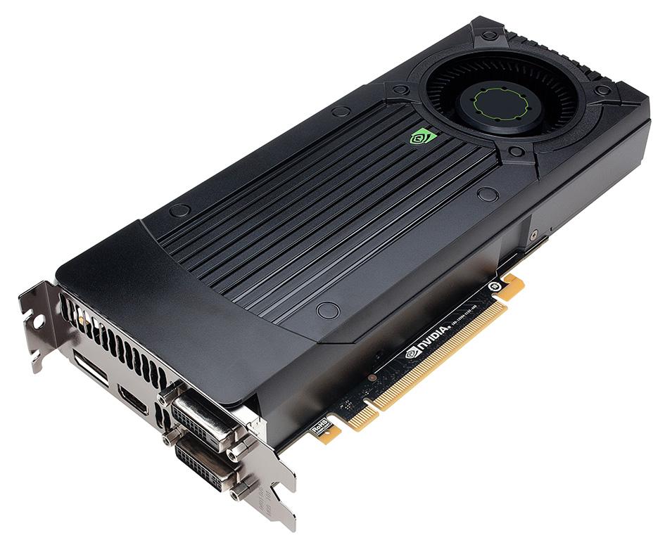 NVIDIA выпустит GeForce GTX 960
