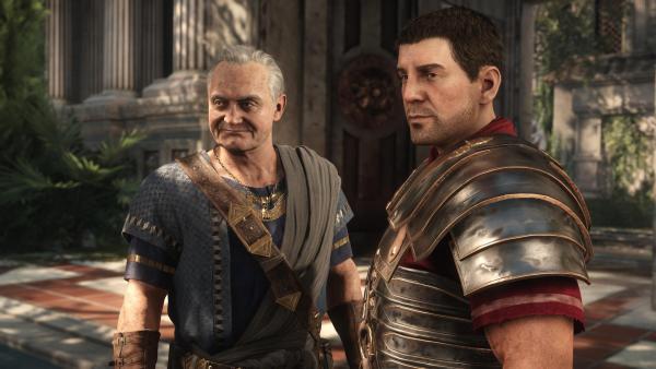 БУКА выпустит Ryse: Son of Rome