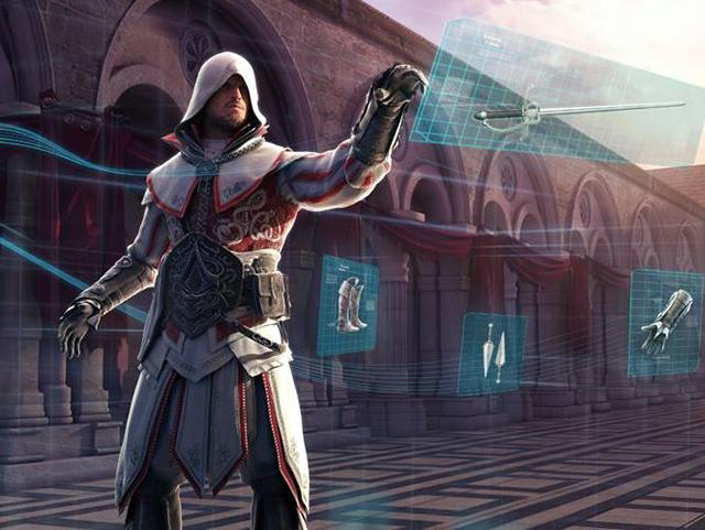 Компания Ubisoft анонсировала — Assassin's Creed: Identity