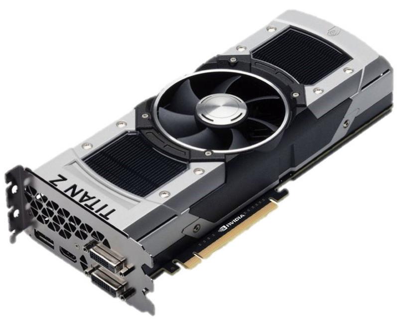 NVIDIA, возможно, пересмотрит цену на GTX TITAN-Z