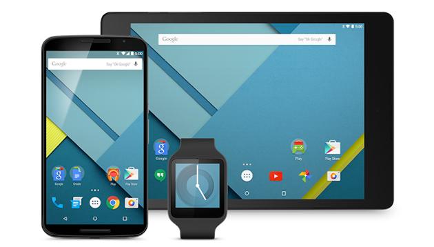 Инструмент от Google поможет вам создавать ваши собственные приложения для Android 5.0 Lollipop
