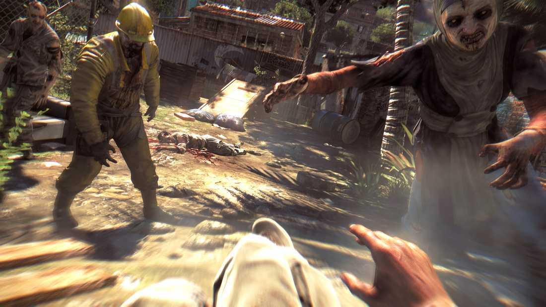 ... качество графики игры | Блог ЗОНА51: www.3ona51.com/blog/2014/12/razrabotchiki-dying-light-snizili...