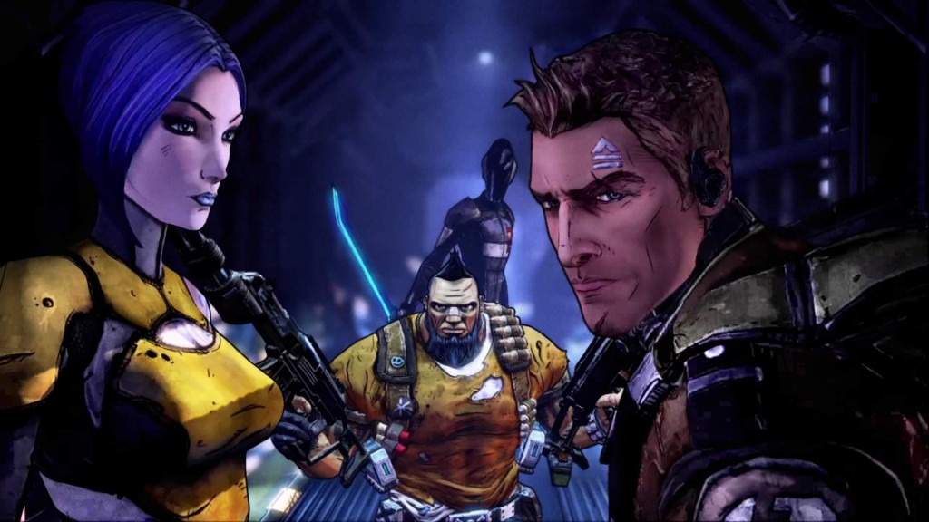 Разработчики Borderlands рассказали о разнообразии персонажей «Они выглядят хорошо»