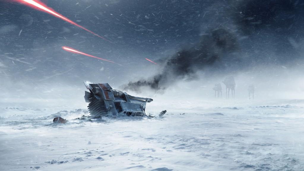 Компания EA даст новый толчок Star Wars: Battlefront