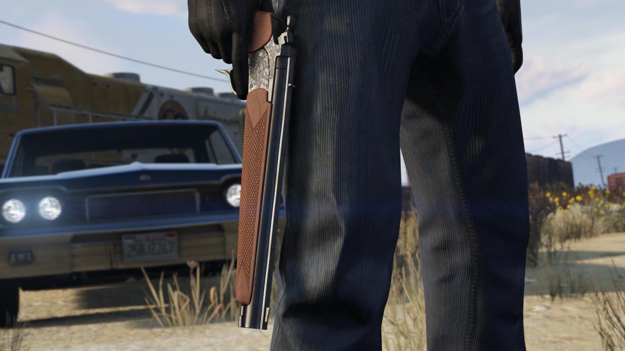 GTA 5 получит новое оружие, машины и технику на следующей неделе