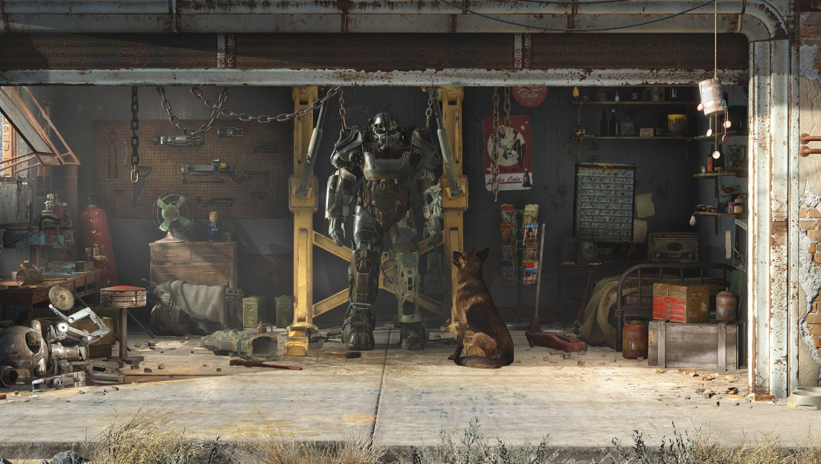 В игре Fallout 4 дозволено убивать собеседников прямо посреди диалогов
