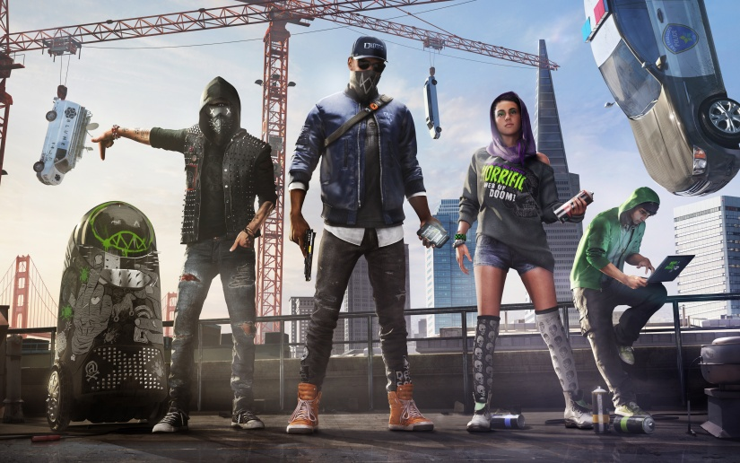 В Watch Dogs 2 не будет башен