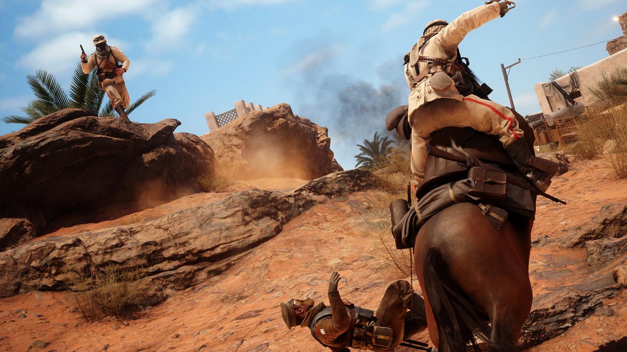 В Battlefield 1 дадут поиграть бесплатно раньше официального релиза
