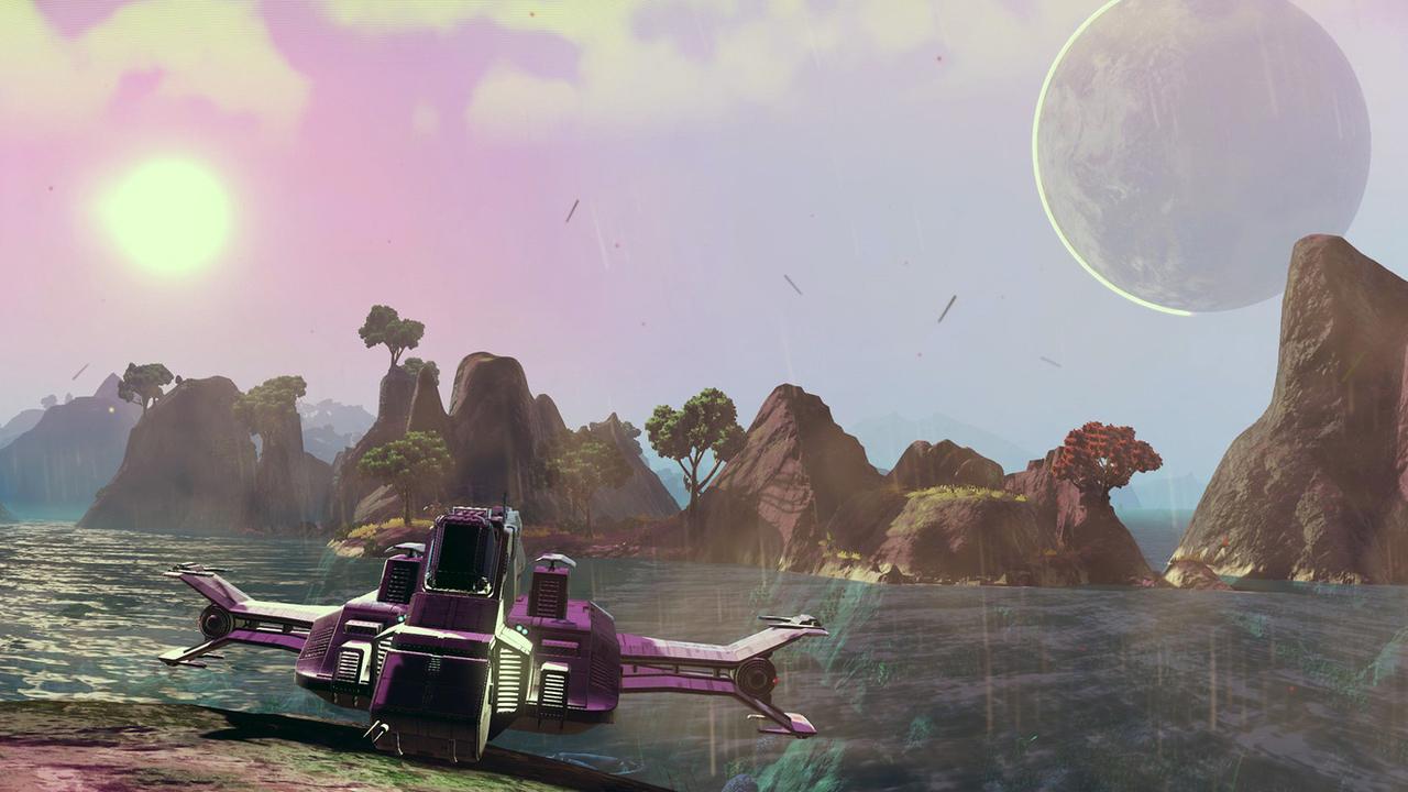 Разработчики No Man's Sky ответили на претензии игроков и анонсировали строительство баз