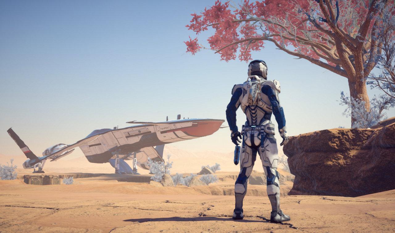 Mass Effect: Andromeda не выйдет в Steam