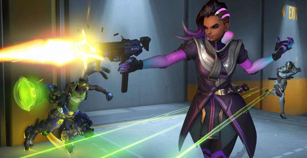 Blizzard забанила 10 000 читеров в Overwatch