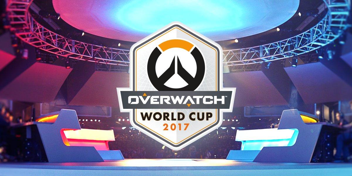Чемпионат Мира по Overwatch 2017
