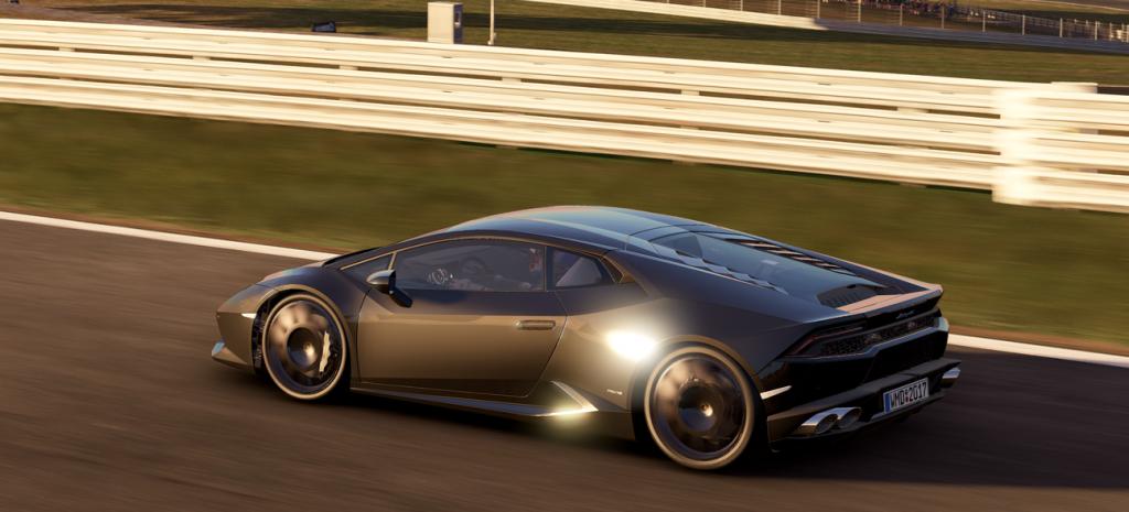 Испытай Project CARS 2.