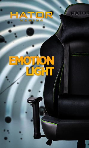 HATOR emotion light