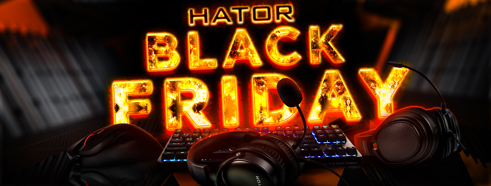 Hator Black Friday