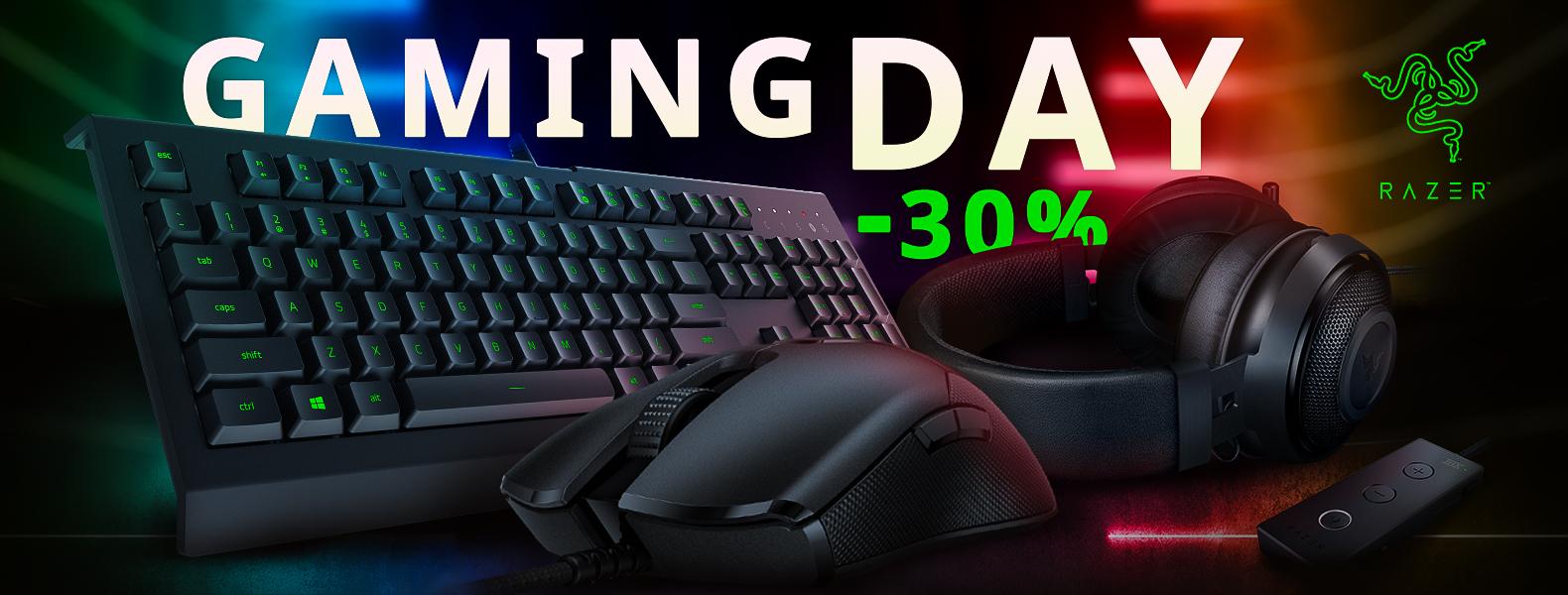 Gaming Day by RAZER