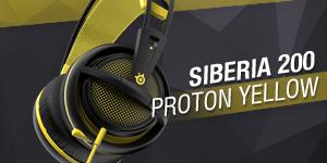 Siberia 200 сочетает комфорт, качество и звучание знаменитой модели Siberia V2 с современными чертами, полностью отвечая званию самой надежной гарнитуры для киберспортсменов.