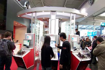 Рабочие образцы GEIL слева направо: Black Dragon, BD EVO ONE, DDR3 XMP