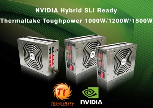Thermaltake Toughpower NVidia Hybrid SLI Ready