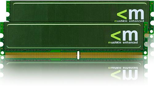 Mushkin Essential Green