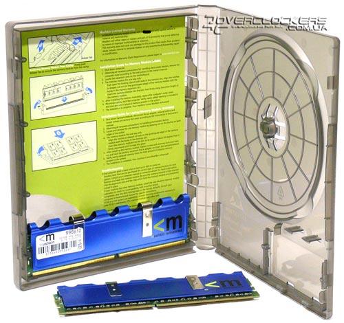 Mushkin HP2-8500 (996612) Упаковка