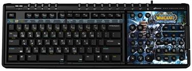 SteelSeries WOW ZBoard Keyboard