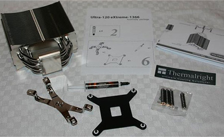 Thermalright Ultra-120 eXtreme-1366