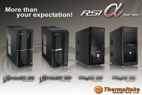 Thermaltake RSI Alpha Series