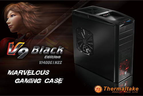 Thermaltake V9 Black Edition