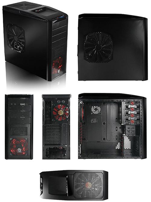 Thermaltake V9 Black Edition (VJ400G1N2Z)