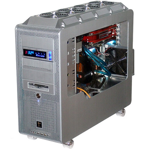 Lian-Li PC-V1200A + Koolance PC5-1326SL
