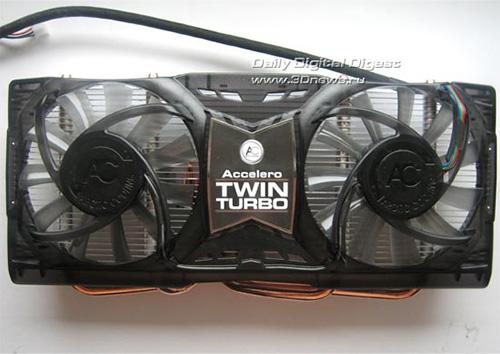 Arctic Cooling Accelero Twin Turbo