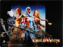 Compad Tex-Mat «GuildWars – Female I»