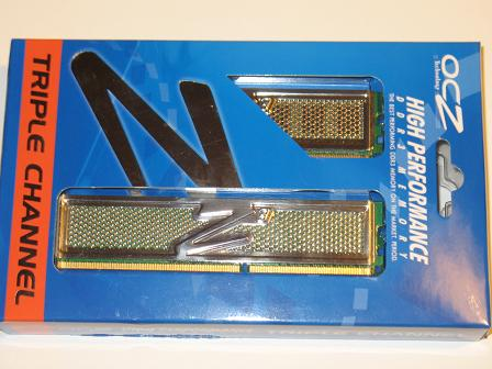 OCZ DDR3 PC3-10666 Platinum Triple Channel OCZ3P1333LV3GK
