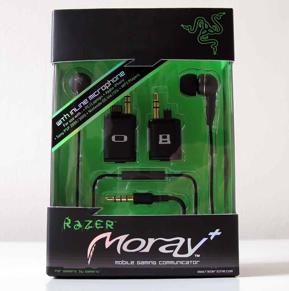 Moray+