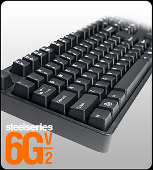 SteelSeries 6G v2