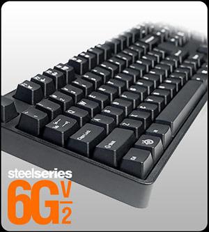SteelSeries 6G v2