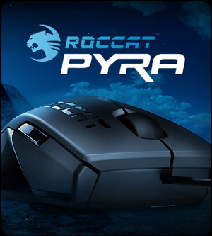 Roccat Pyra