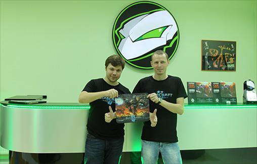 Релиз StarCraft 2 в магазине ЗОНА51