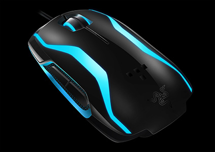 TRON Gaming Mouse Designed by Razer