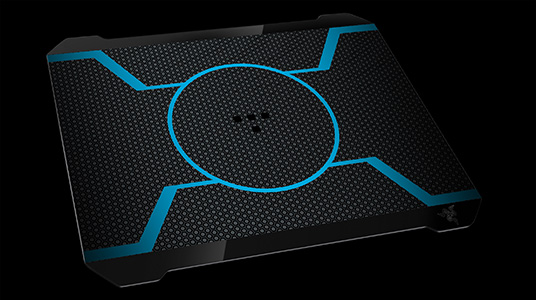 TRON Gaming MouseMat Designed by Razer