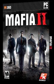 Mafia II DVD