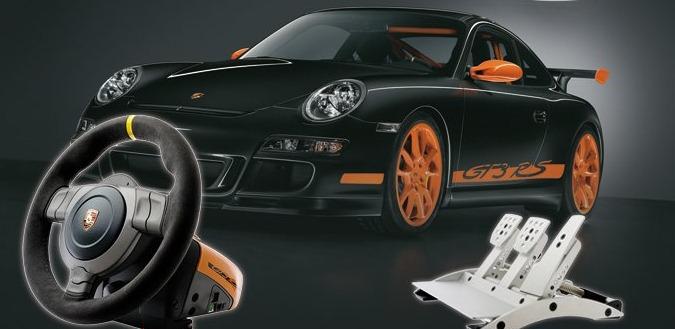 Fanatec Porsche